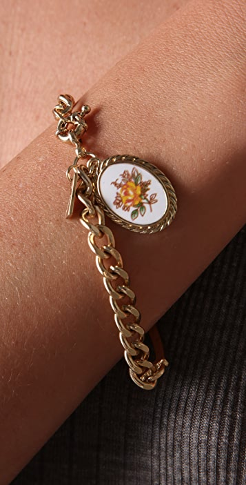 Juliet & Company Antique ID Bracelet