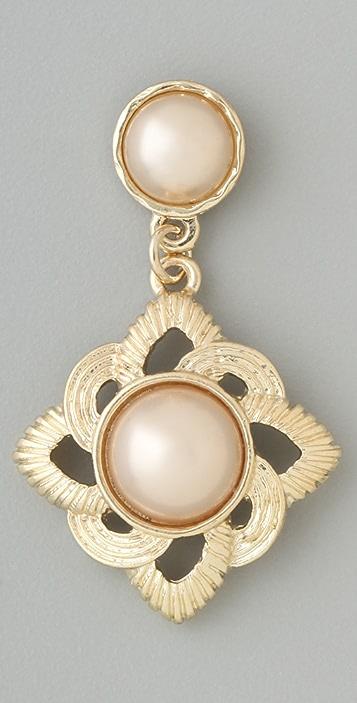 Juliet & Company Deux Dates Earrings