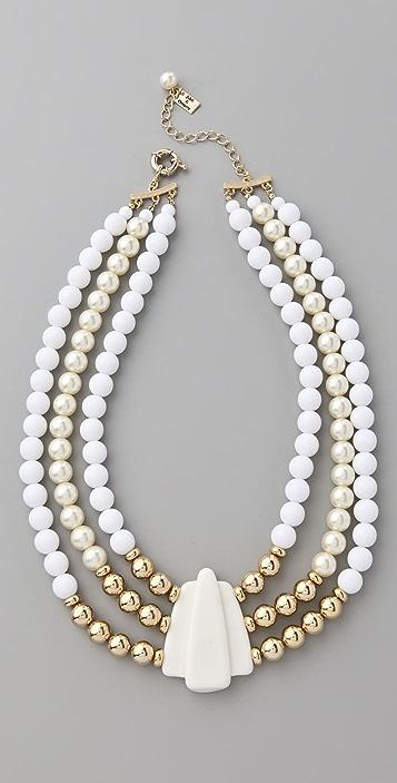 Juliet & Company Belle Couronne Necklace