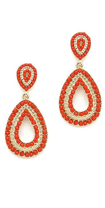 Juliet & Company Beaded Earrings