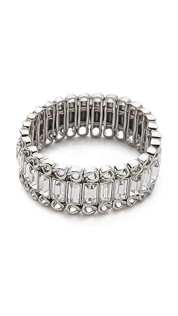 Juliet & Company Baguette Stretch Bracelet