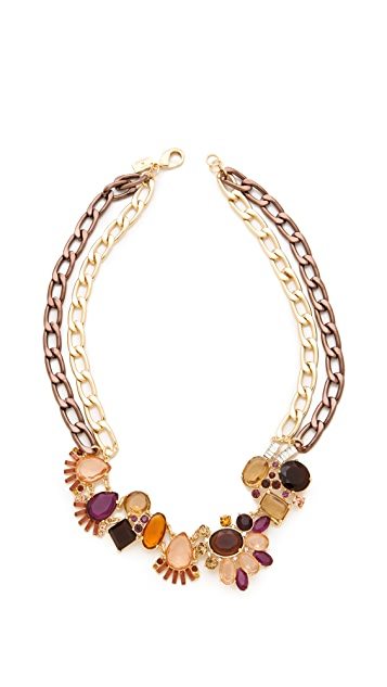 Juliet & Company Amaranthe Necklace