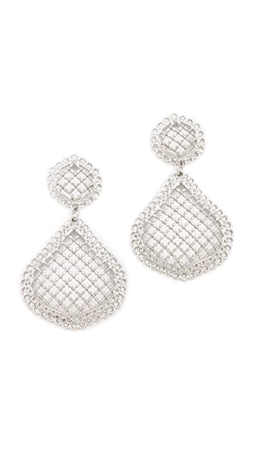 Juliet & Company Cage aux Folles Earrings