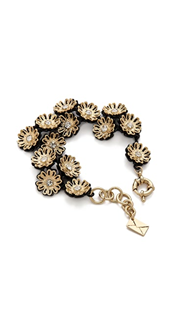 Juliet & Company Fleur De Noel Bracelet