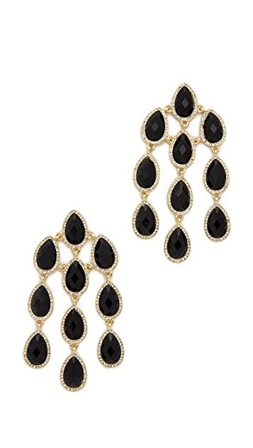 Juliet & Company Cleo Chandelier Earrings