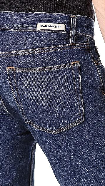 Jean Machine J.M-2 Straight Leg Jeans