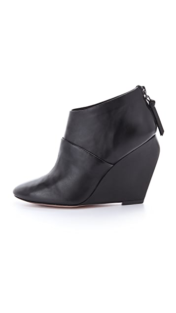 Jean-Michel Cazabat Rica Wedge Booties
