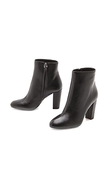 Jean-Michel Cazabat Noni Short Leather Booties