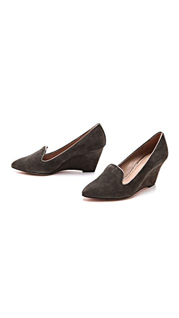 Jean-Michel Cazabat Vama Wedge Loafers