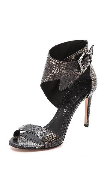 Jean-Michel Cazabat Olivia Ankle Strap Sandals