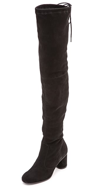 JeanMichel Cazabat Manola Stretch Over the Knee Boots