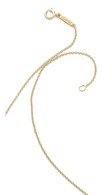 Jennifer Meyer Jewelry BFF Necklace