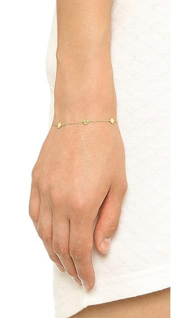 Jennifer Meyer Jewelry Circle Bracelet