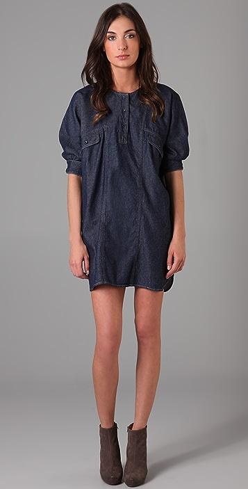 JNBY Denim Dress