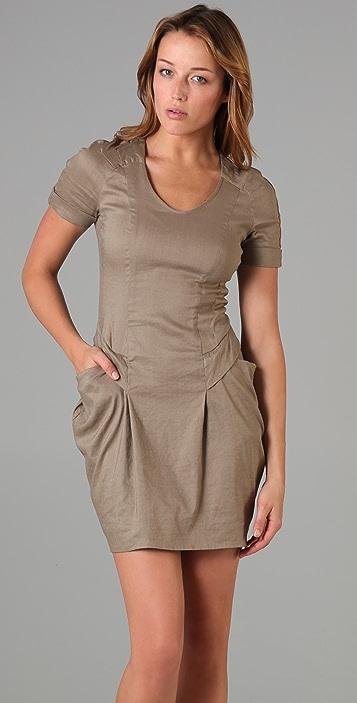 JNBY Short Sleeve Dress
