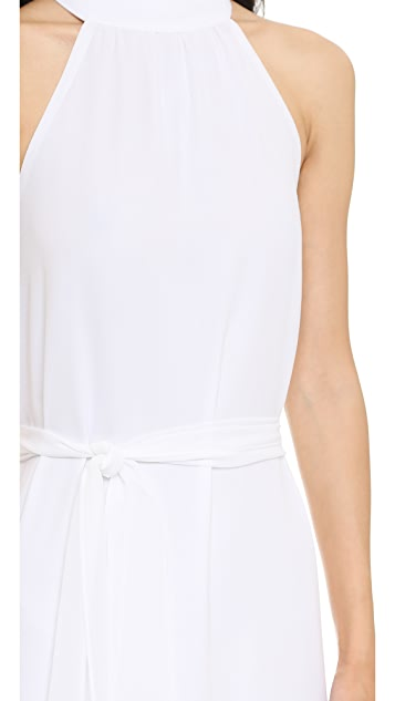 Joanna August Elena Collar Column Dress