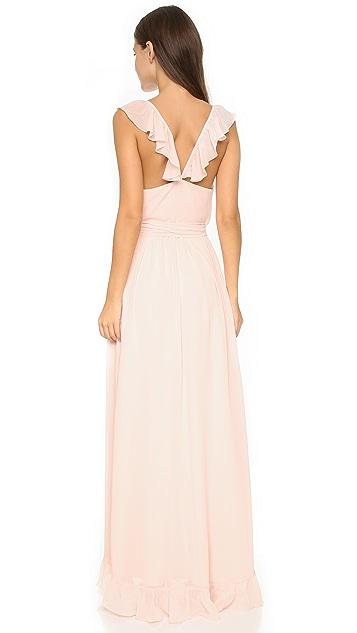 Joanna August Polly Maxi Dress