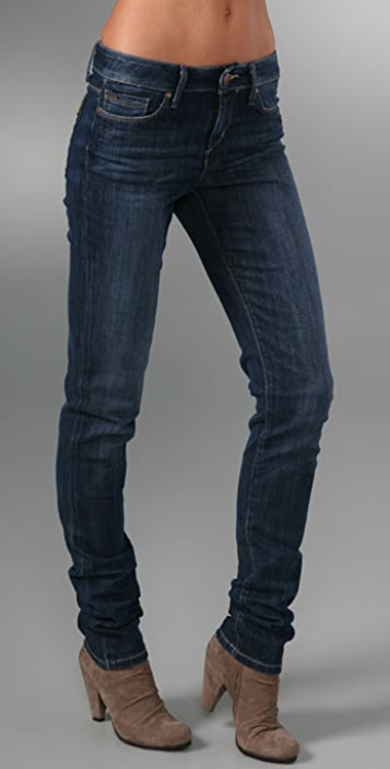 Joe's Jeans Visionaire Skinny Jeans with High Waist