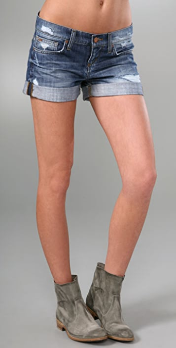 Joe's Jeans Loose Rolled Shorts
