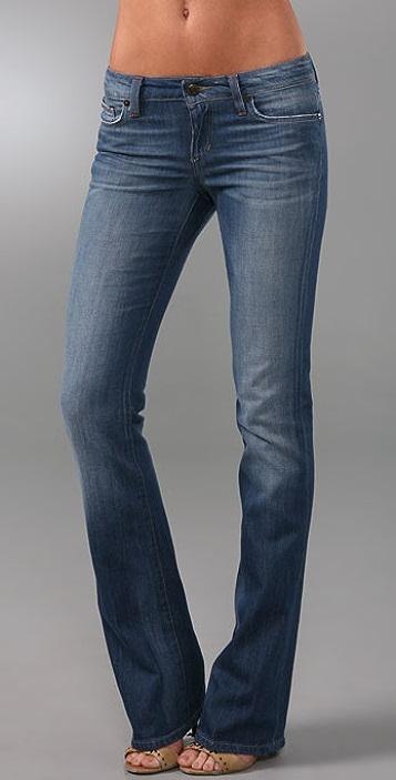 Joe's Jeans Starlet Slim Boot Cut Jeans