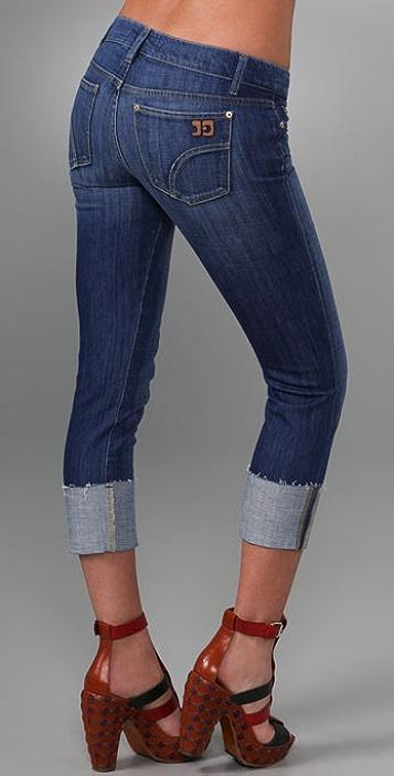 Joe's Jeans Raw Cuff Kicker Jeans
