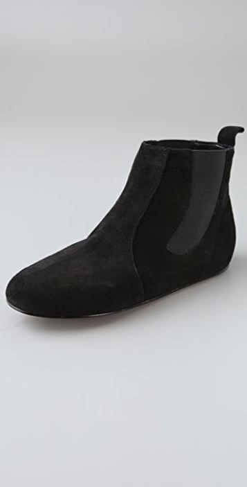Joe's Jeans Nadege Beatle Flat Booties