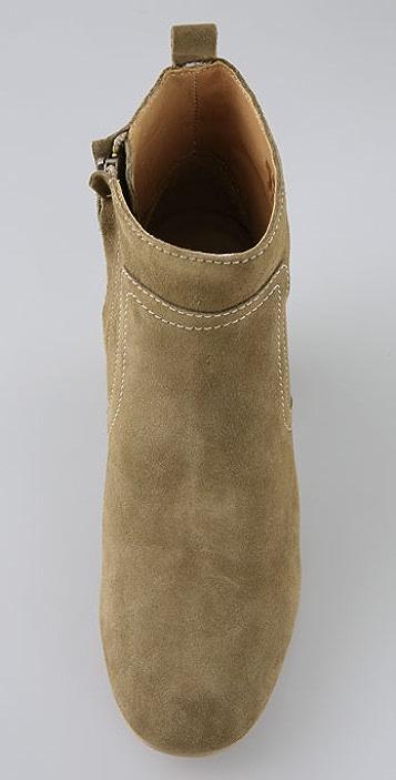 Joe's Jeans Roman Suede Booties