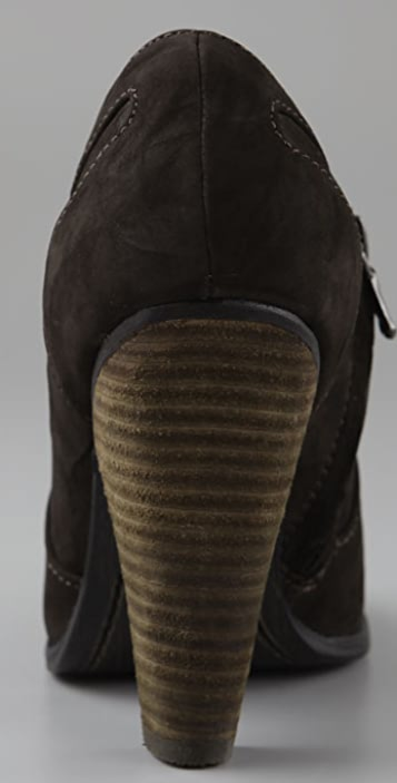 Joe's Jeans Ideal Nubuck Booties