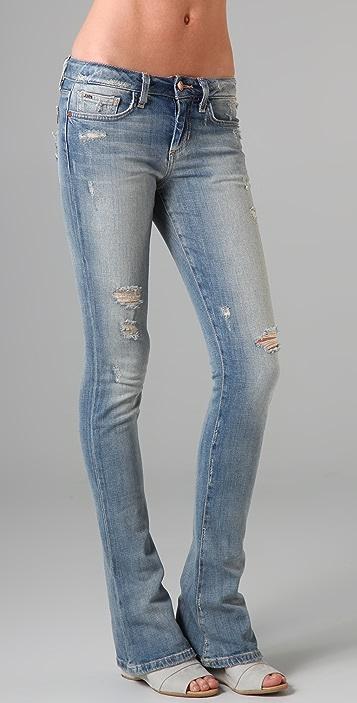 Joe's Jeans Skinny Micro Flare Jeans