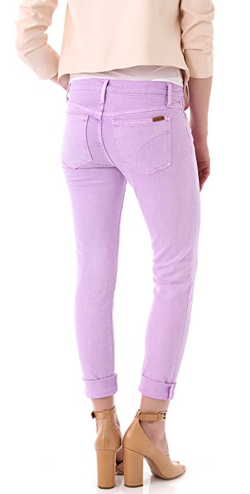 Joe's Jeans High Rise Skinny Ankle Jeans