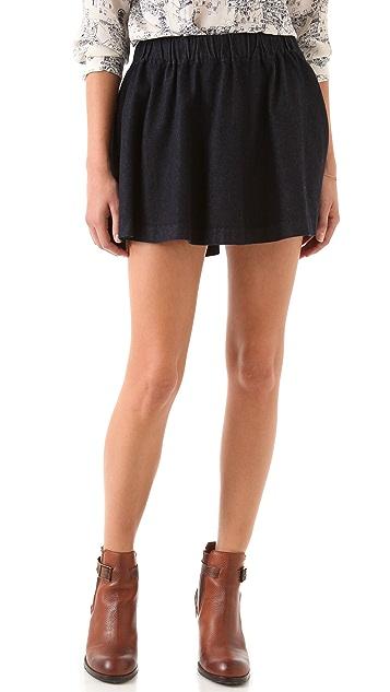 Joe's Jeans Denim Tutu Skirt