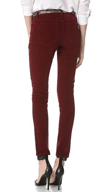 Joe's Jeans Skinny Snake Corduroy Pants