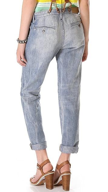 Joe's Jeans Vintage Reserve Slouchy Jeans