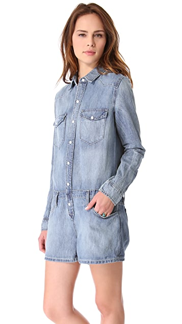 Joe's Jeans Denim Romper