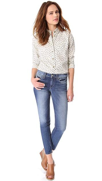 Joe's Jeans Vintage Reserve Skinny Ankle Jeans