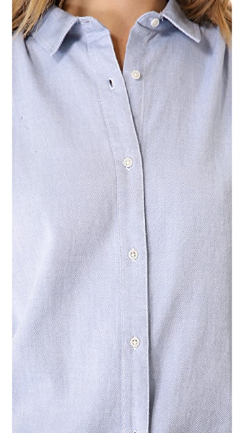 Joe's Jeans Dandy Button Down Top