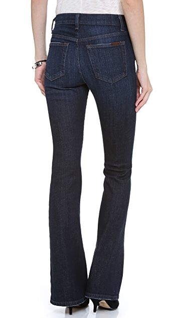 Joe's Jeans High Rise Skinny Flare Jeans