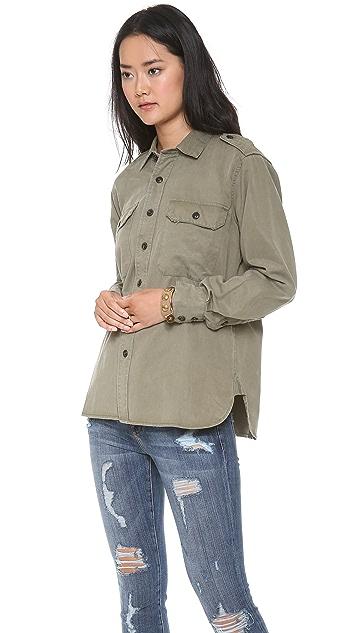 Joe's Jeans Unisex Military Shirt