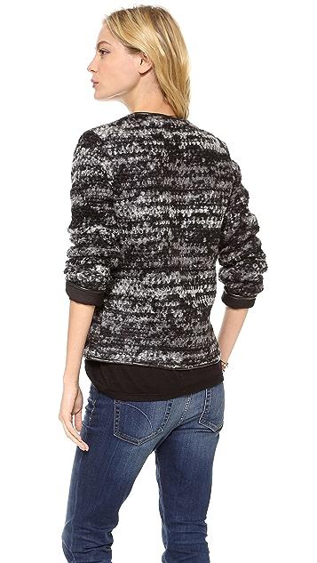 Joe's Jeans Esla Sweater Jacket
