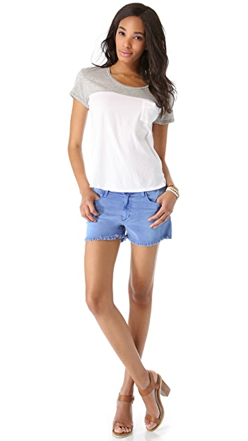 Joe's Jeans Easy Cutoff Shorts