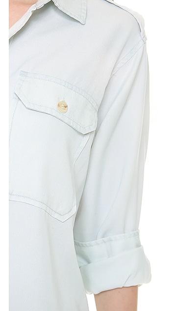 Joe's Jeans Military Shirt