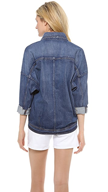 Joe's Jeans Oversized Dolman Jacket