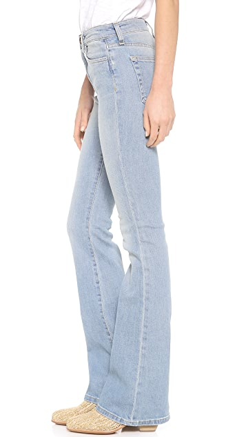 Joe's Jeans High Rise Flare Jeans