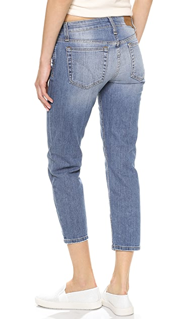 Joe's Jeans Slim Straight Crop Jeans