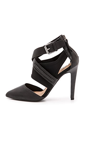 Joe's Jeans Alyson Neoprene Pumps