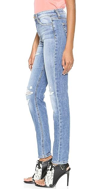 Joe's Jeans High Rise Skinny Jean