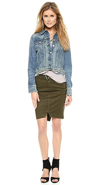 Joe's Jeans Academy Pencil Skirt