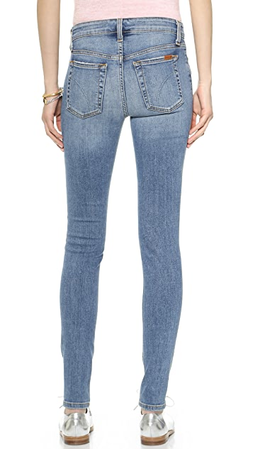 Joe's Jeans Flawless Mid Rise Skinny Jeans