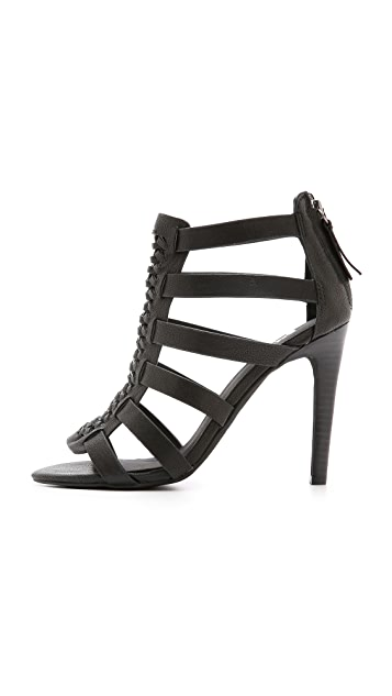 Joe's Jeans Pearce Caged Sandals