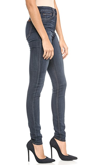 Joe's Jeans High Rise Skinny Jeans
